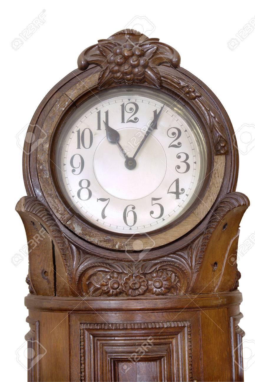 Reloj Llamativo. Parte Del Siglo XVIII La Gran Suite De Muebles ...
