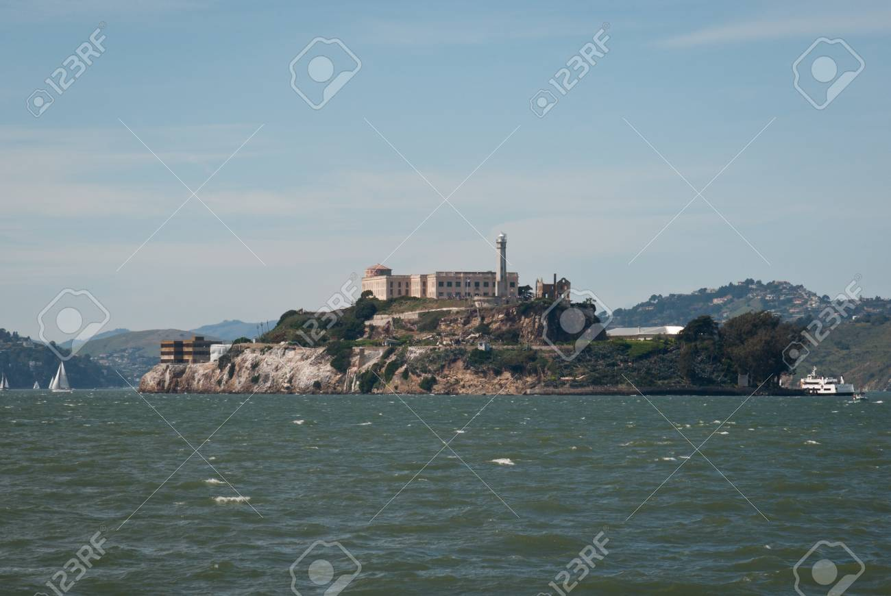 Alcatraz Prison Stock Photo - 13669216