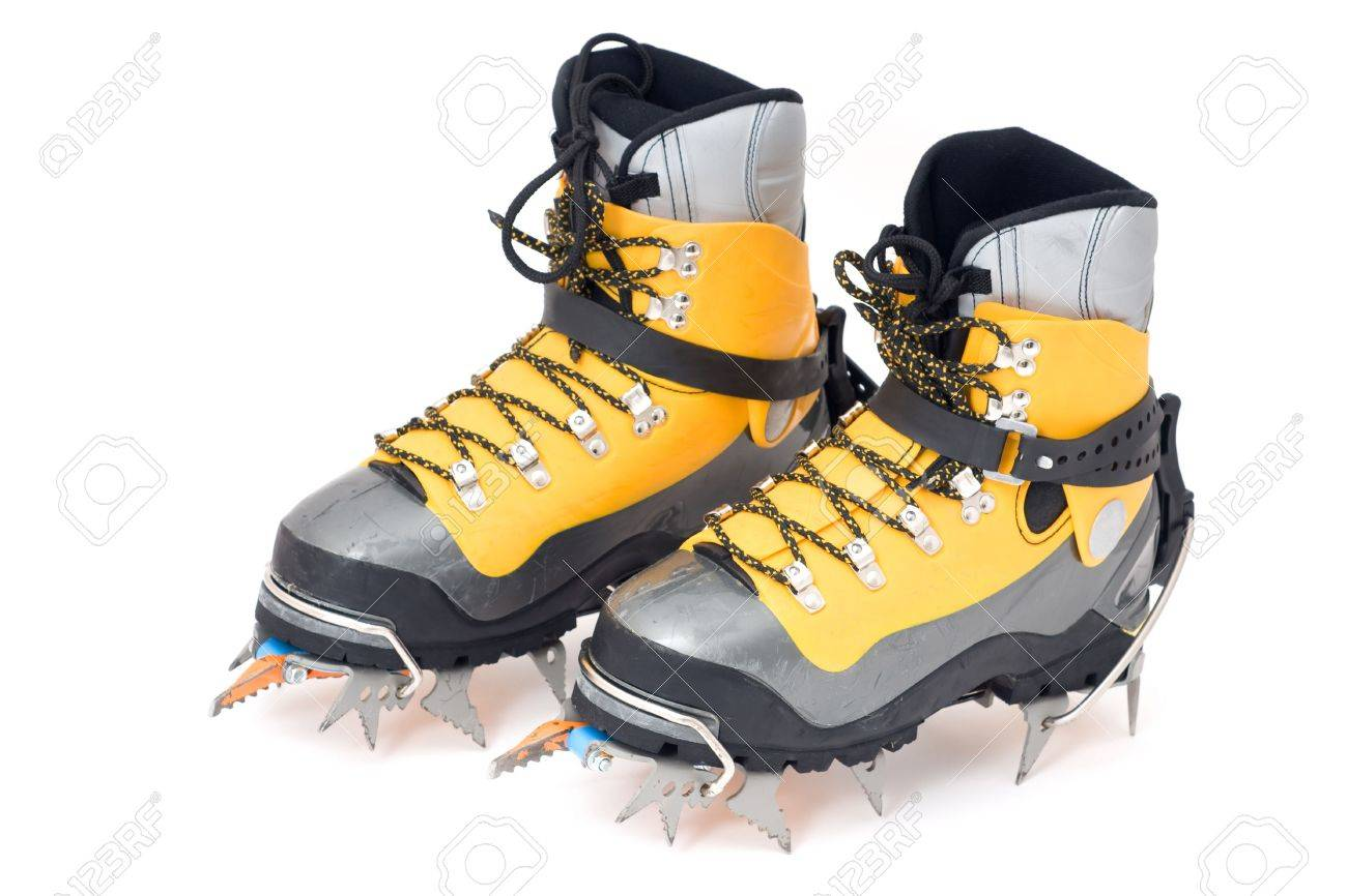 Image result for climbing boots