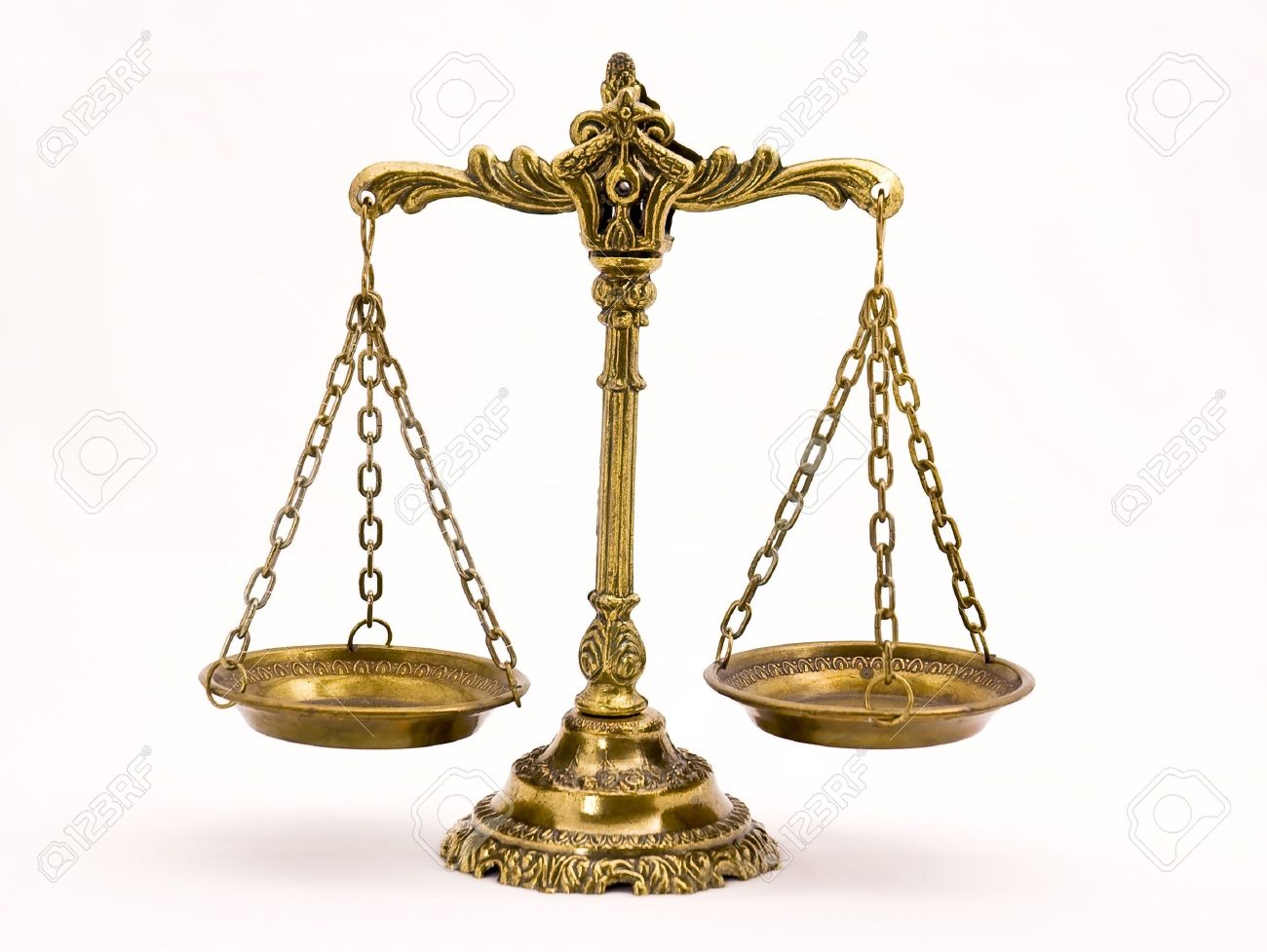 Balance Justice a photo of the scales of justice with a balance theme overlay stock