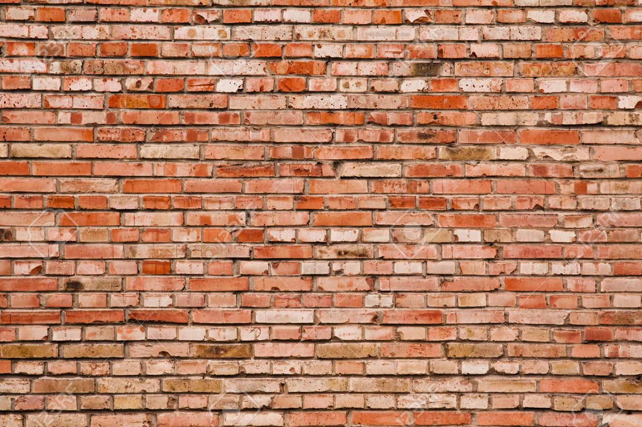 Olde Brick Wall Stock Photo - 7445591