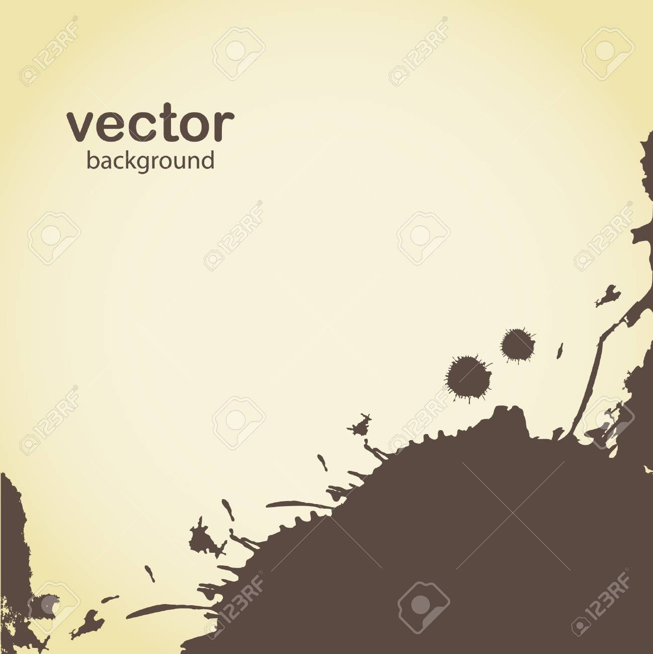 Grunge background.   illustration Stock Vector - 7707043