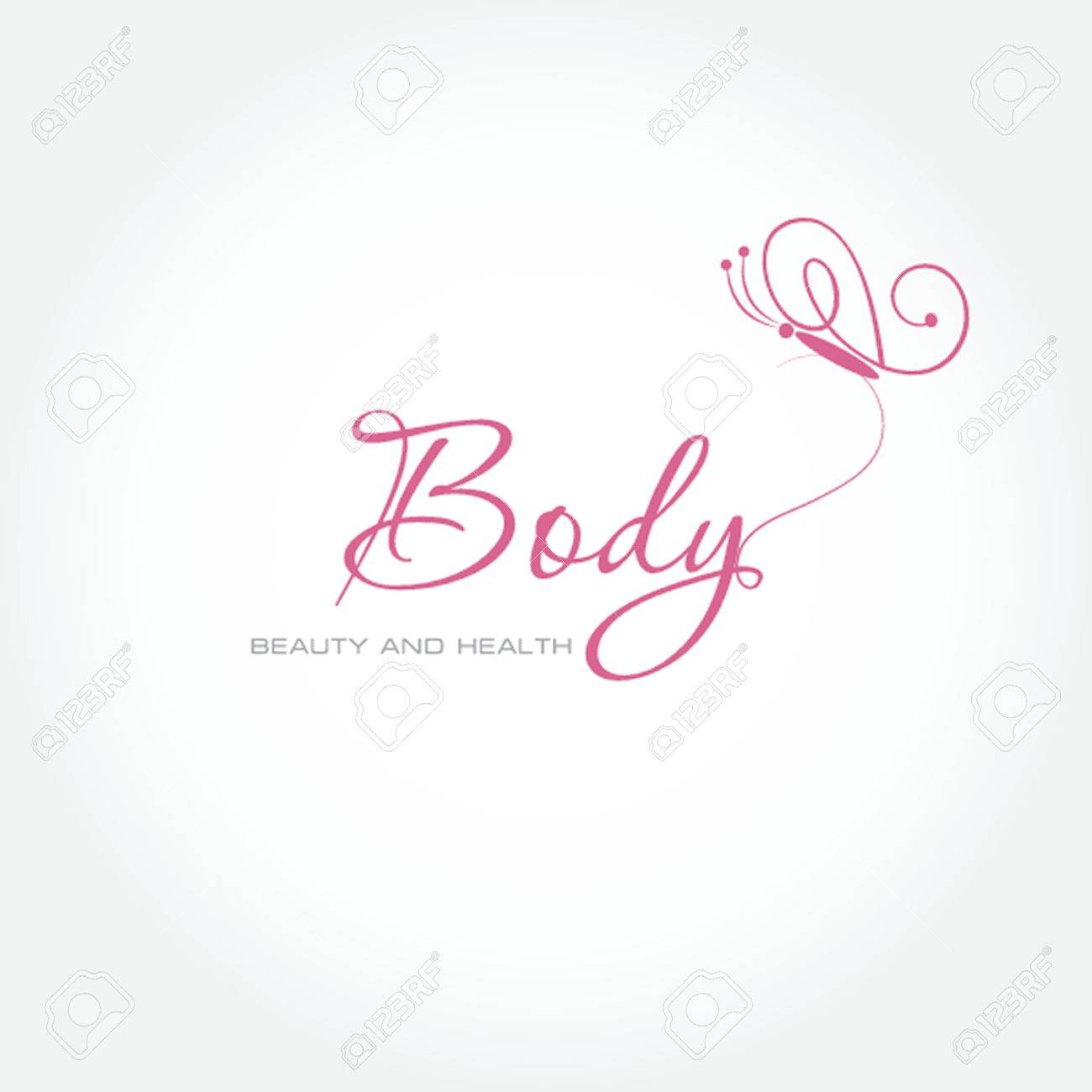 Vector illustration with butterfly symbol logo design for beauty vector illustration with butterfly symbol logo design for beauty salon spa center biocorpaavc Image collections