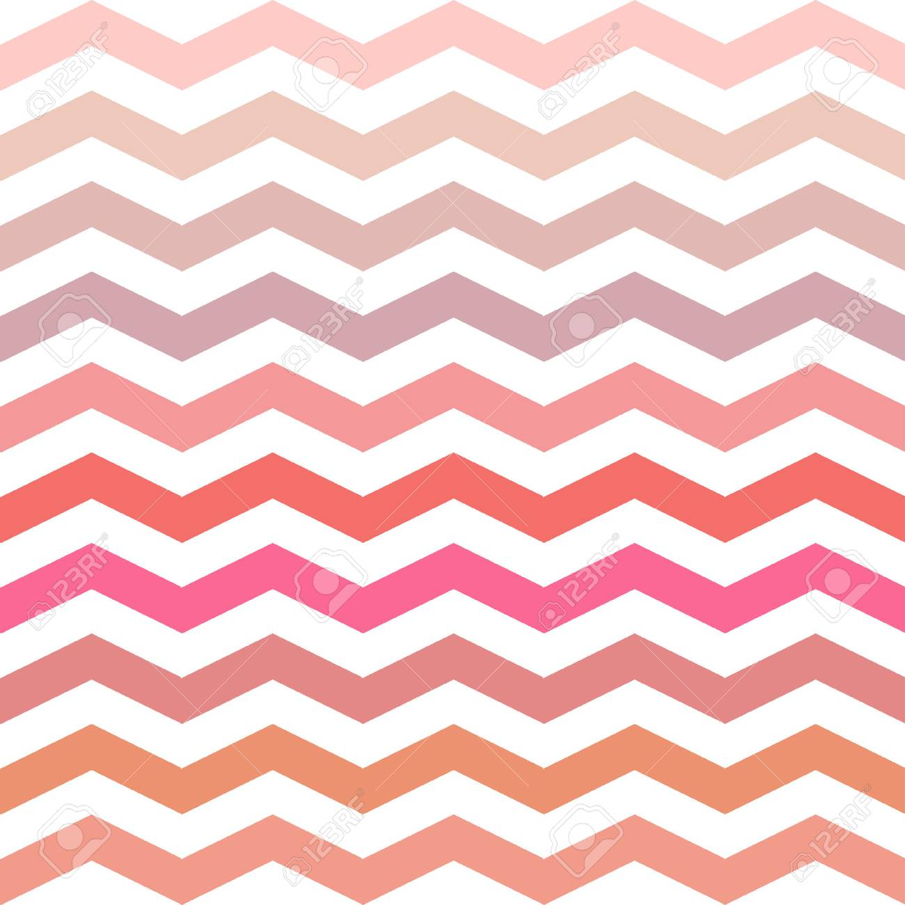Chevron Zigzag Seamless Pattern. Vector Pink And White Colors.. Royalty  Free Cliparts, Vectors, And Stock Illustration. Image 63810805.