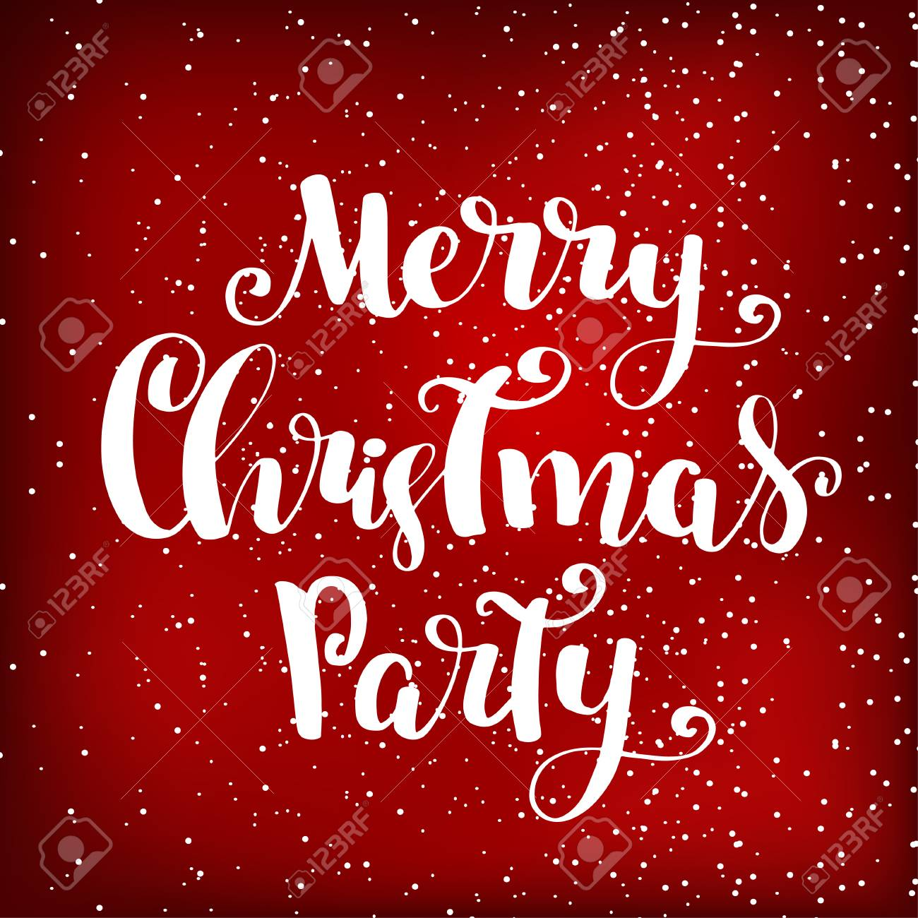 christmas party invitation design template merry christmas party