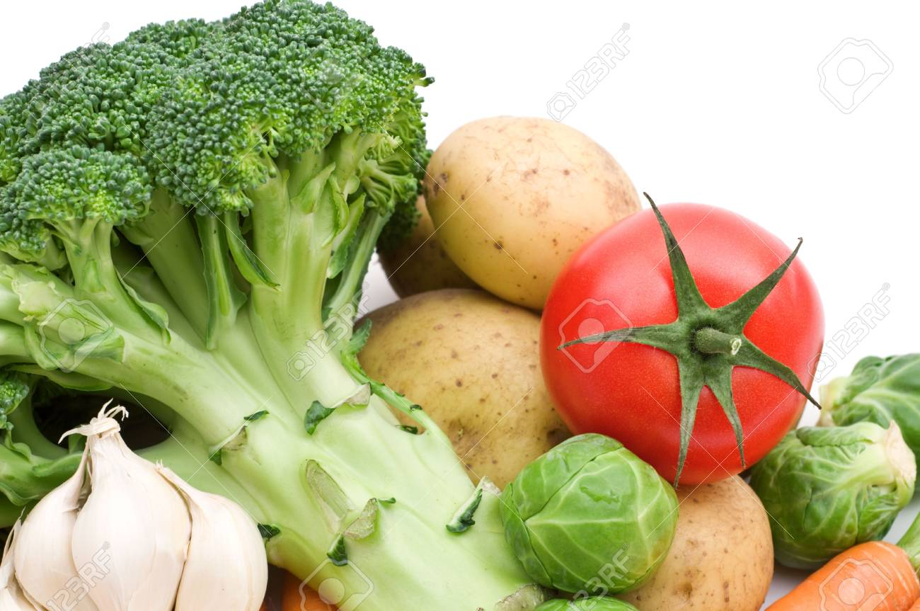 fresh vegetables Stock Photo - 5509990
