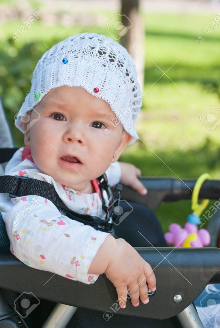 beautiful little girl Stock Photo - 7477312