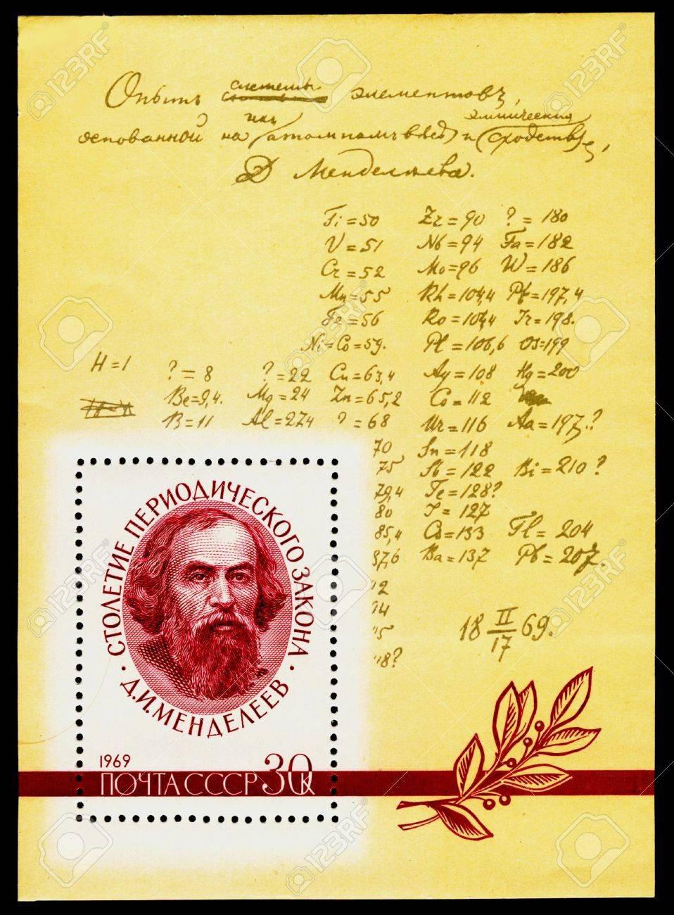 Dimitri ivanovich mendeleiev fue un qumico e inventor ruso se le dimitri ivanovich mendeleiev fue un qumico e inventor ruso se le acredita como el creador de la primera versin de la tabla peridica de elementos urtaz Image collections