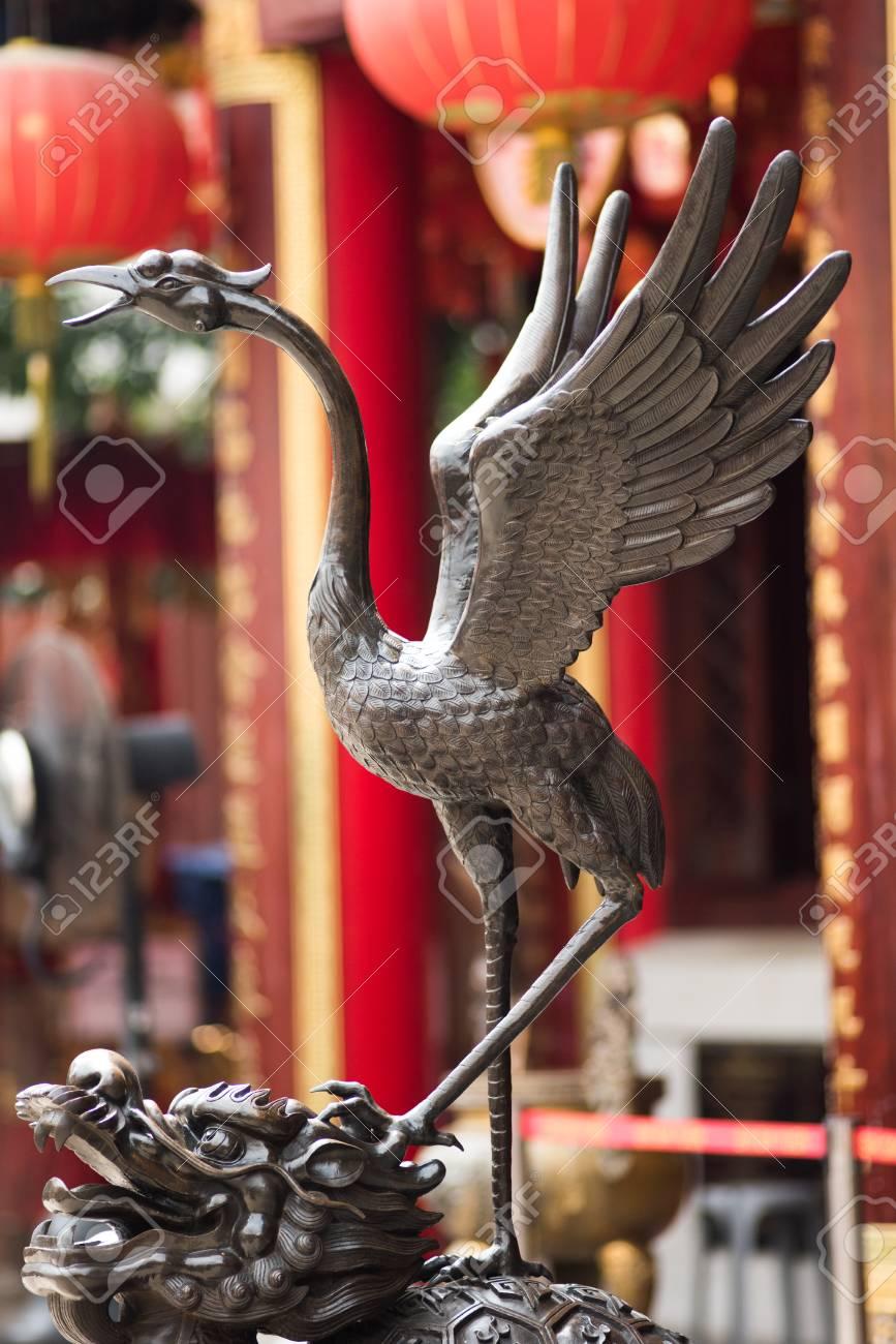 Bird Metal sculpture in Wong Tai Sin - 88219322