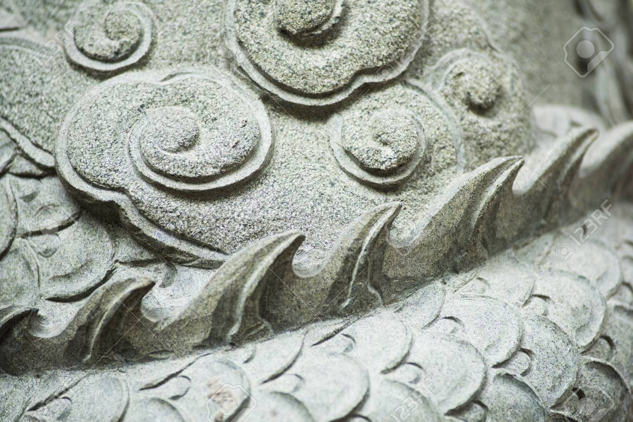 Statue in Wong Tai Sin Temple - 88247406
