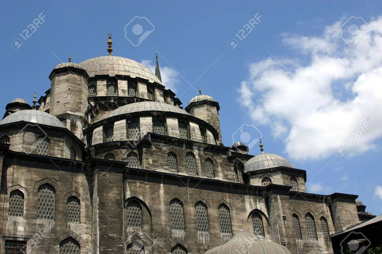 Hagia Sophia Mosque / Church - Museum in Istanbul, Turkey Stock Photo - 264603