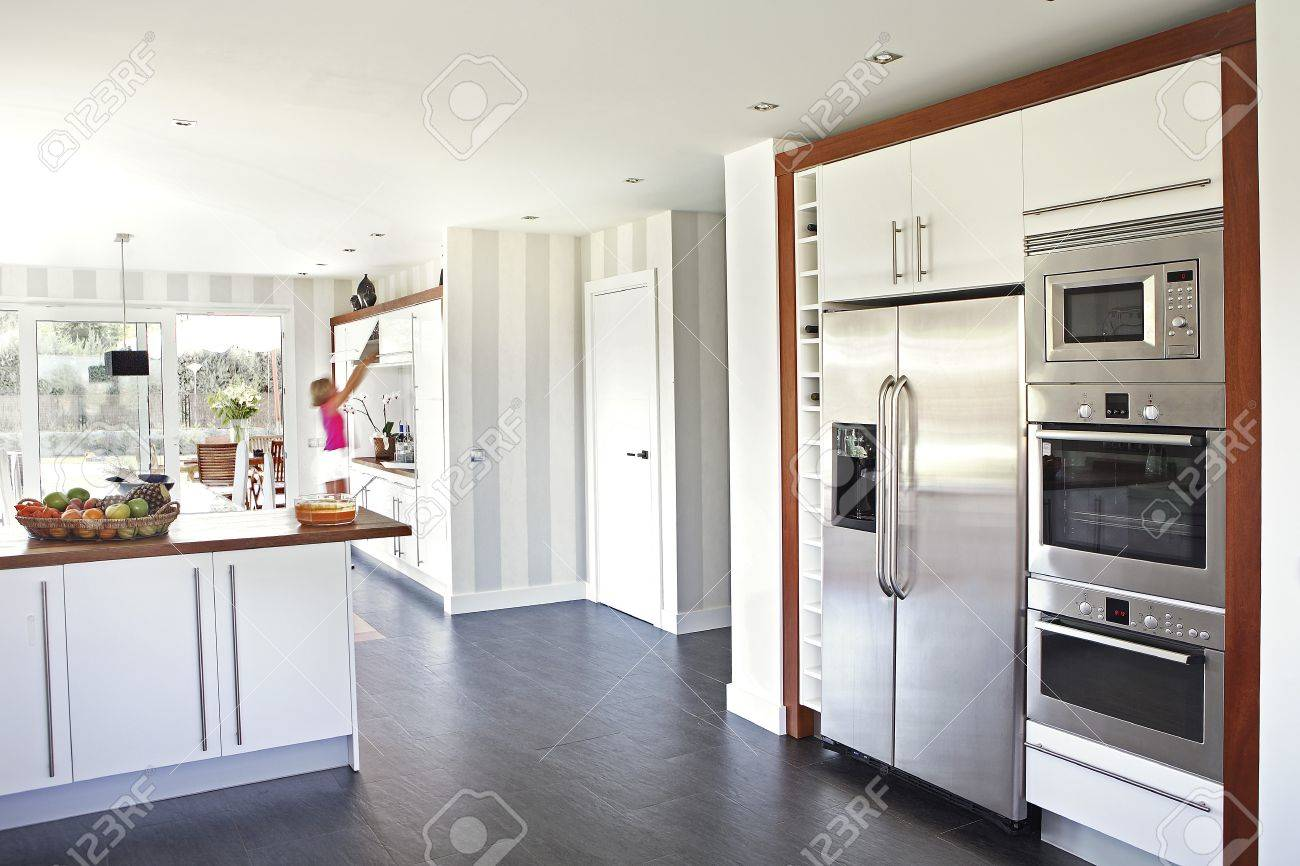 Uncategorized Kitchen Appliances In Spanish spanish home stock photos images royalty free kitchen and dining room view photo