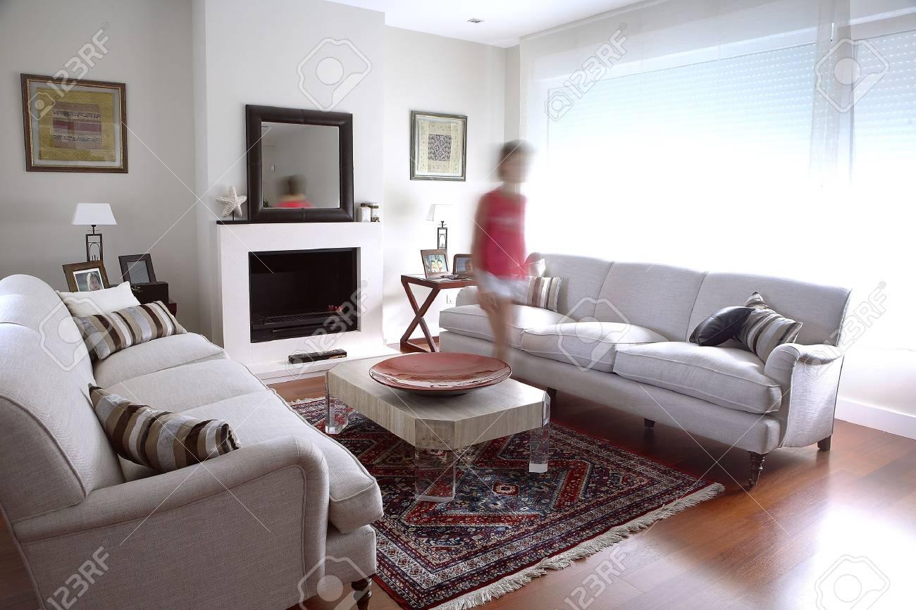 Living-room view. Stock Photo - 7175082