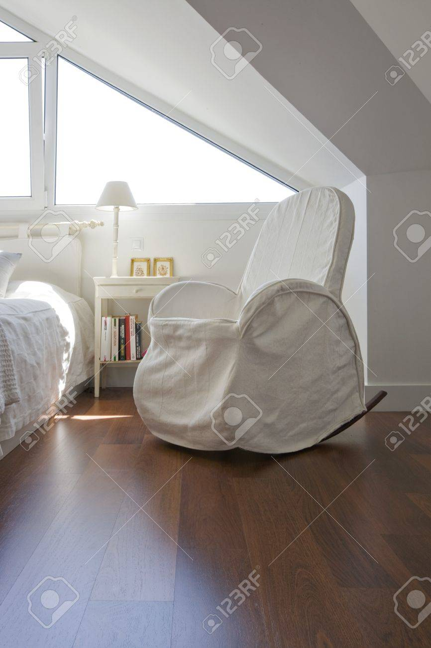 Interiors of a bedroom Stock Photo - 7174894
