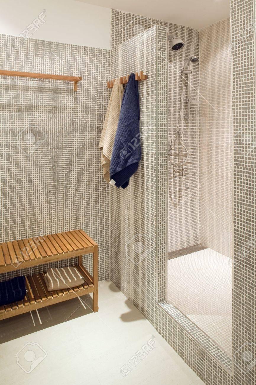 Interiors of a bathroom Stock Photo - 7174845