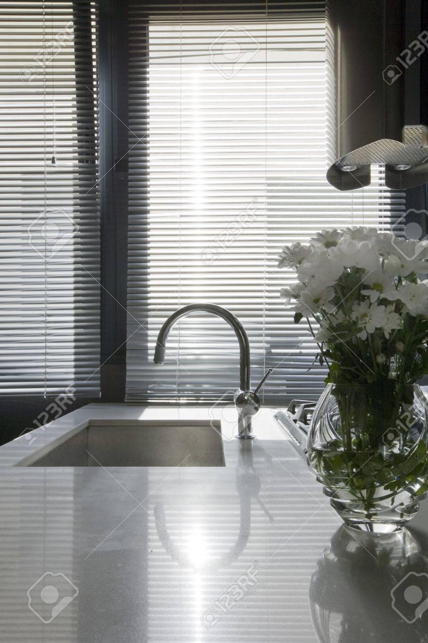 Interiors of a domestic kitchen Stock Photo - 7174732