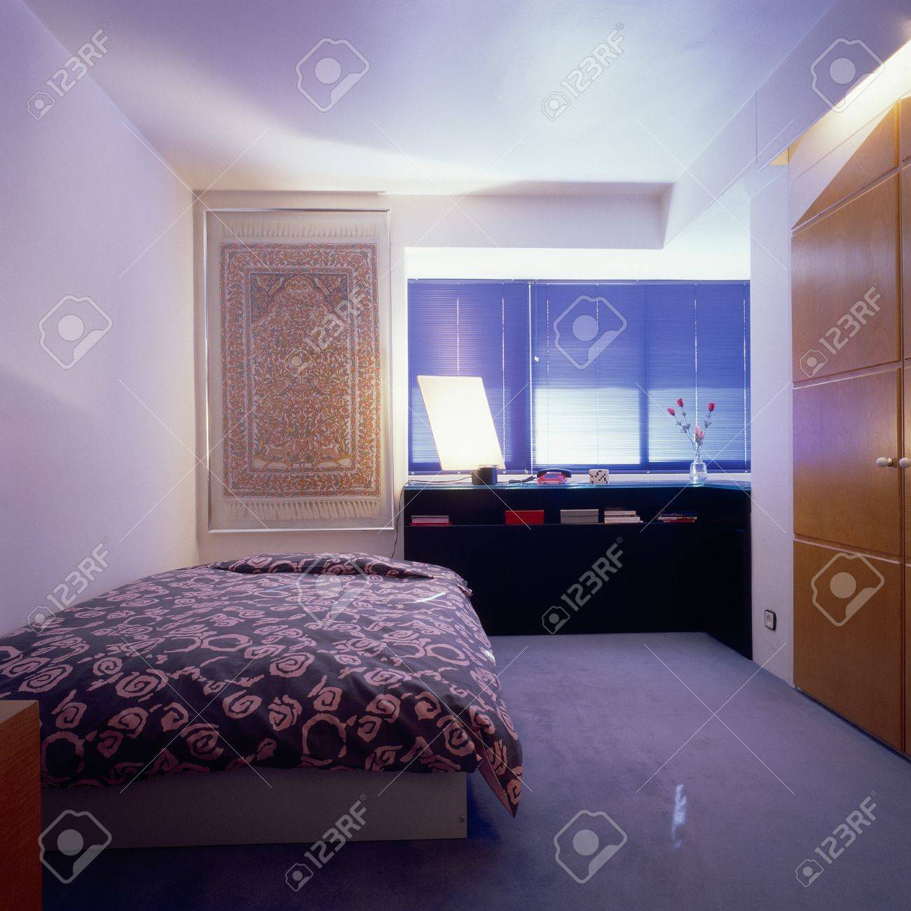 Neat Bedroom View Of A Neat Bedroom Stock Photo Picture And Royalty Free Image