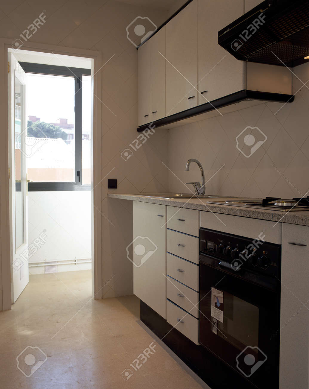 View of an eclectic kitchen Stock Photo - 7224230