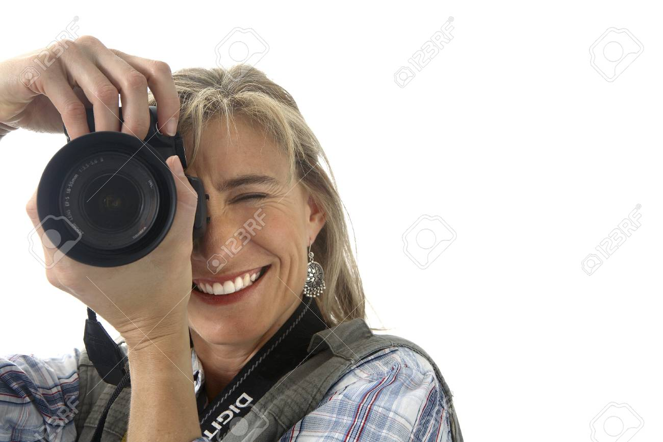 Photographer taking picture Stock Photo - 7475666