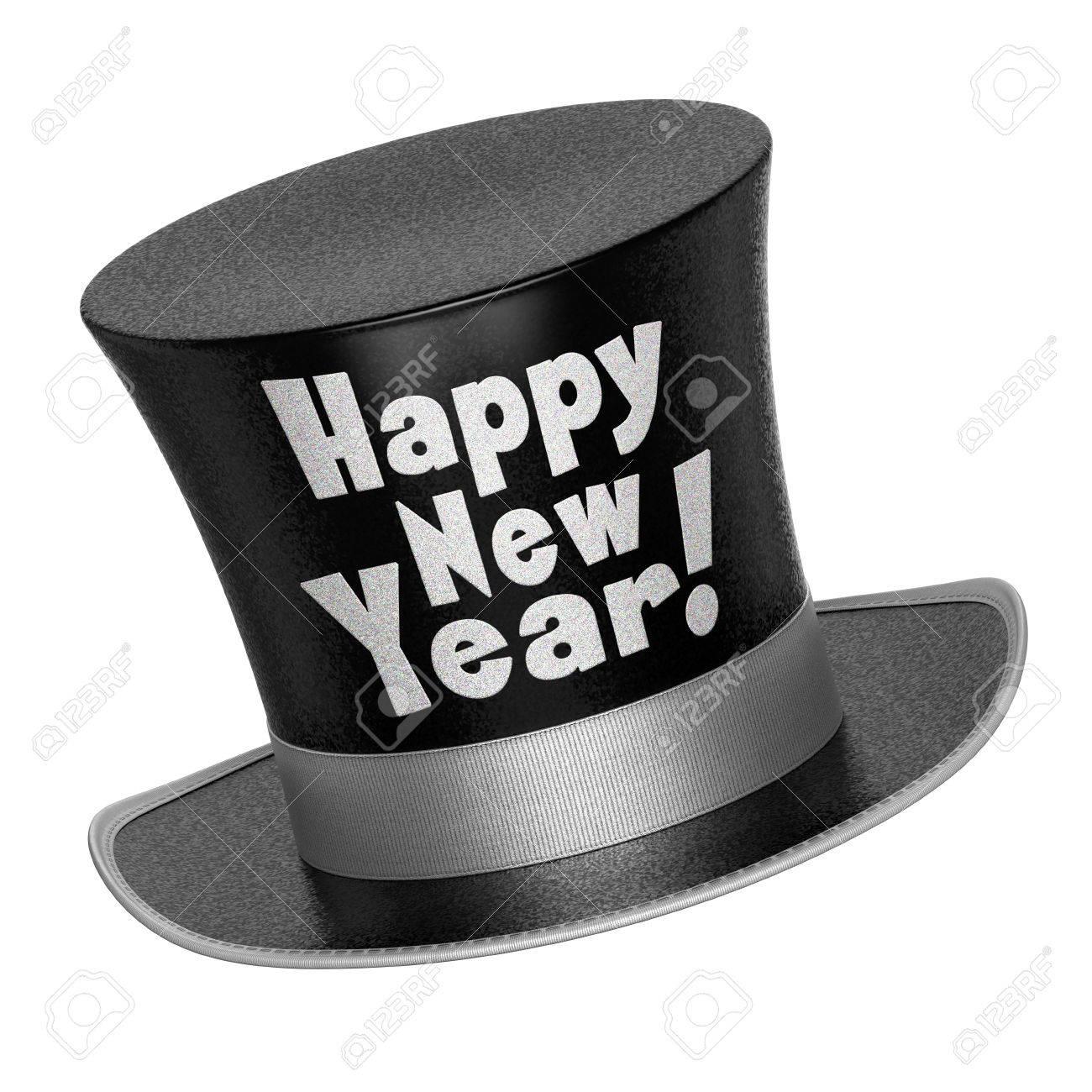 Happy New Year Hat 6