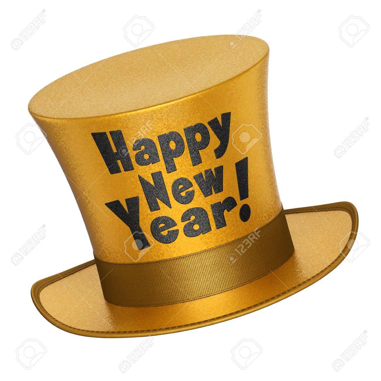 Happy New Year Hat 13