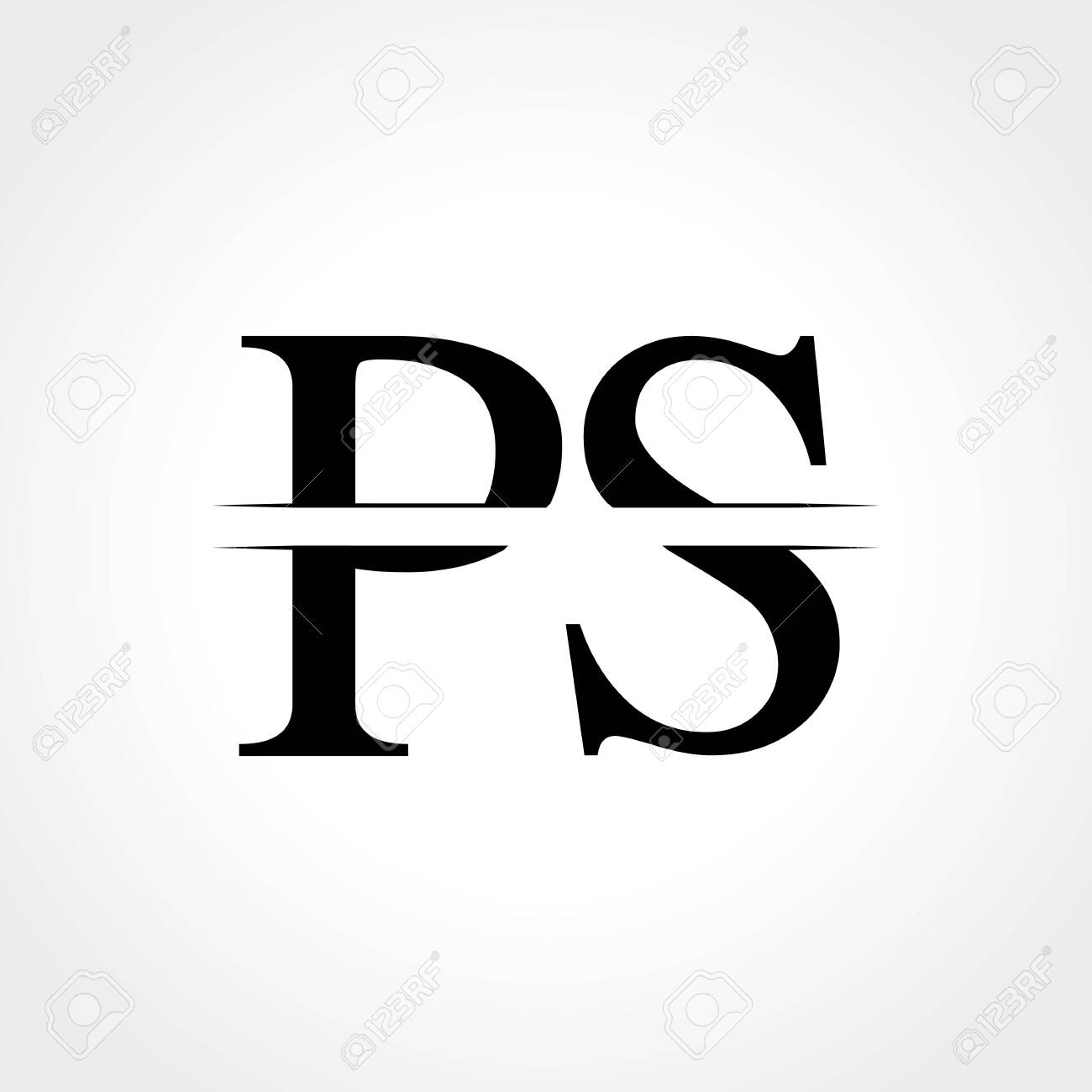 Initial Monogram Letter Ps Logo Design Vector Template Abstract Royalty Free Cliparts Vectors And Stock Illustration Image 142068042 Check out our playstation logo selection for the very best in unique or custom, handmade pieces from our video games shops. initial monogram letter ps logo design vector template abstract