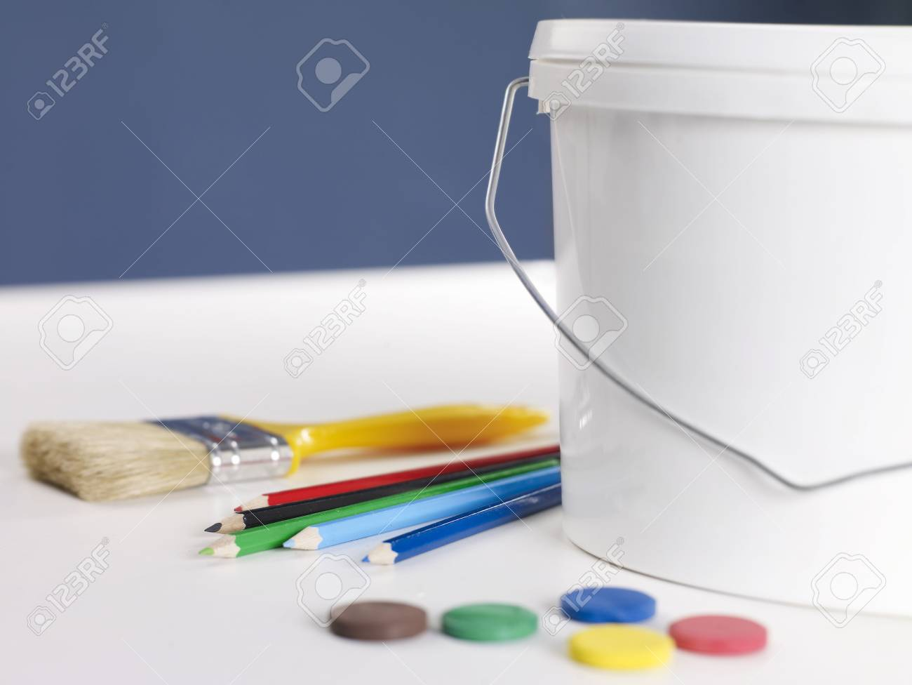 Paint series Stock Photo - 2240536