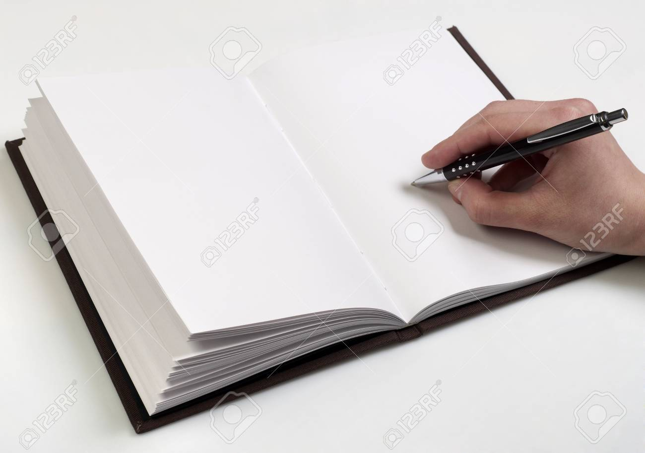 Notebook series Stock Photo - 2833075