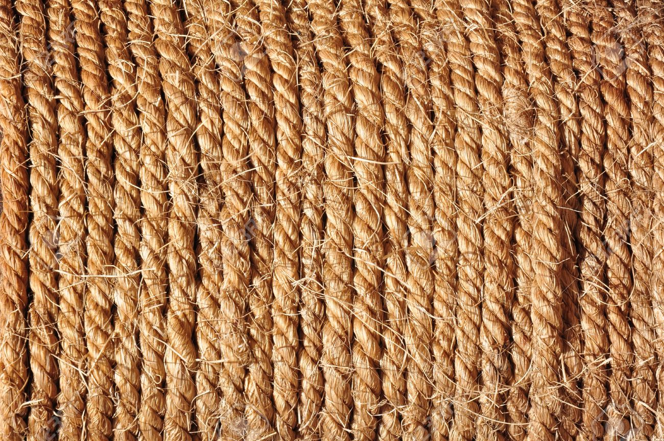 Rope Texture Surface In Close Up Detail Stock Photo Picture And Royalty Free Image Image 7429973