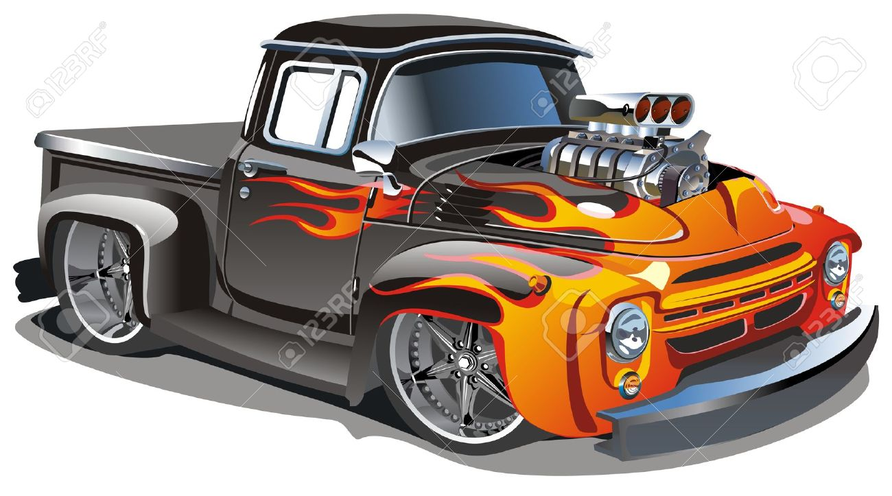 cartoon hot rod royalty free cliparts vectors and stock rh 123rf com free hot rod vector clipart free hot rod clipart images