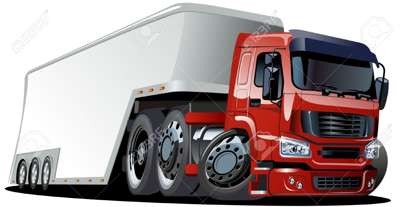 Trailer Para Colorear. Trendy Kenneworth W Coloring Sheet Big Rig ...