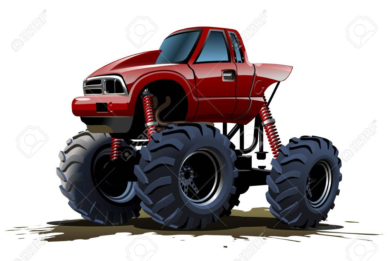 Monster Trucks Stock Photos Pictures Royalty Free Monster