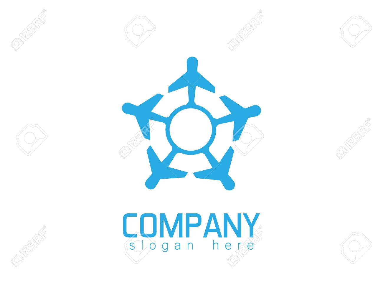 Plane Symbol Icon Design Royalty Free Cliparts Vectors And Stock