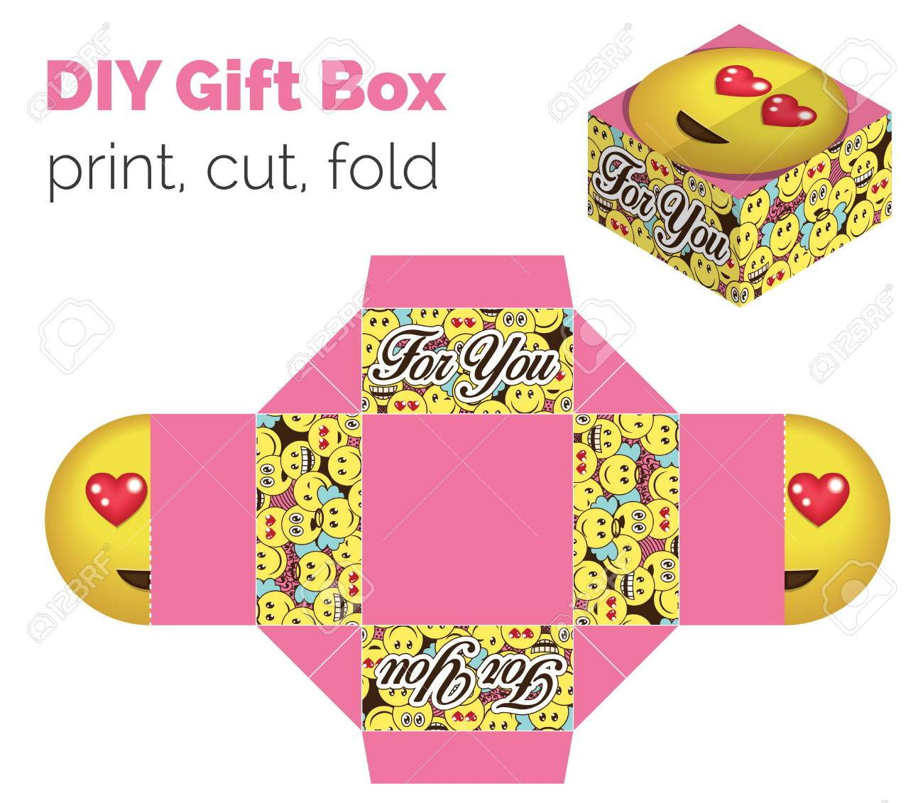 Lovely do it yourself diy in love expression gift box for sweets lovely do it yourself diy in love expression gift box for sweets candies small solutioingenieria Images