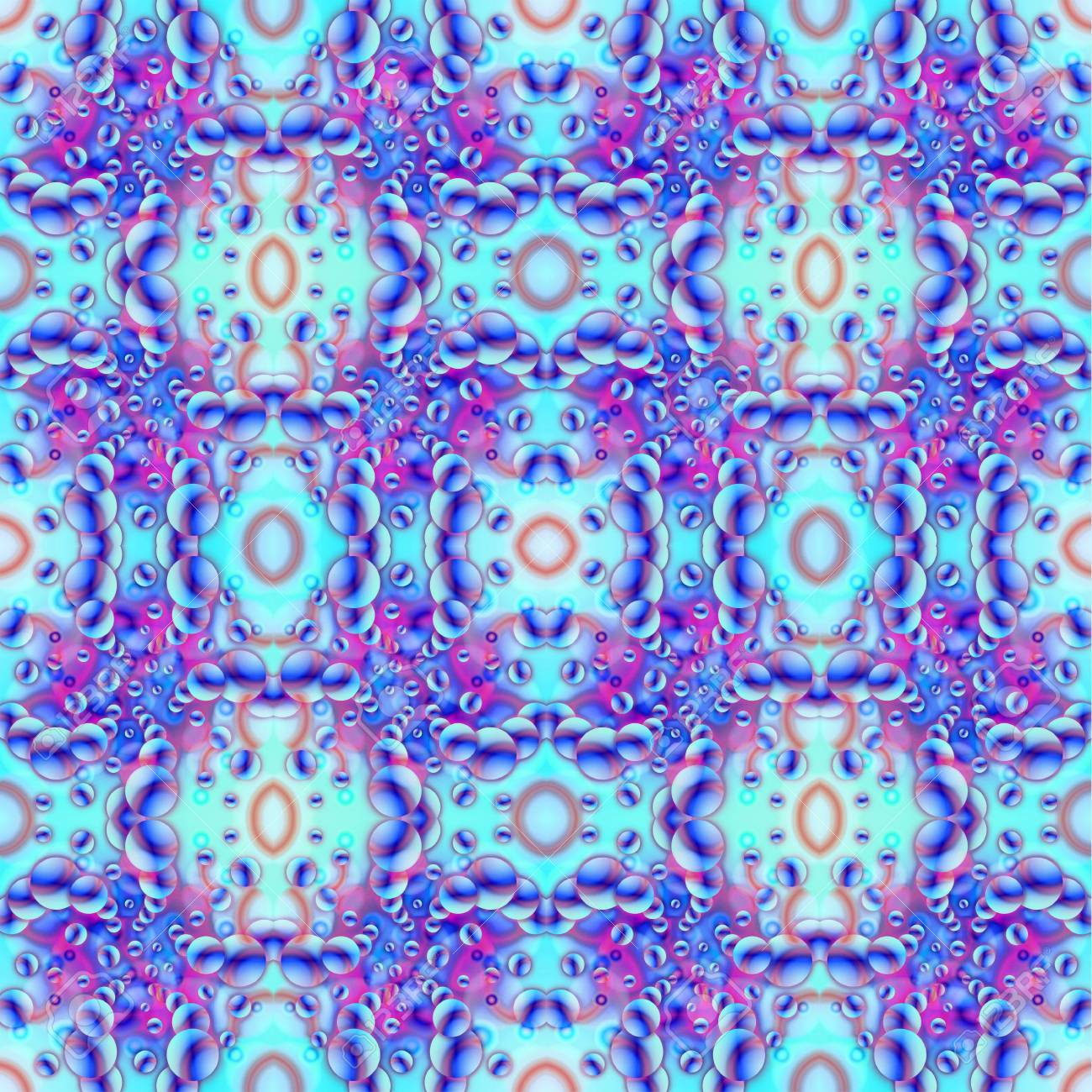Background Psychedelic Visions Stock Photo - 19279186