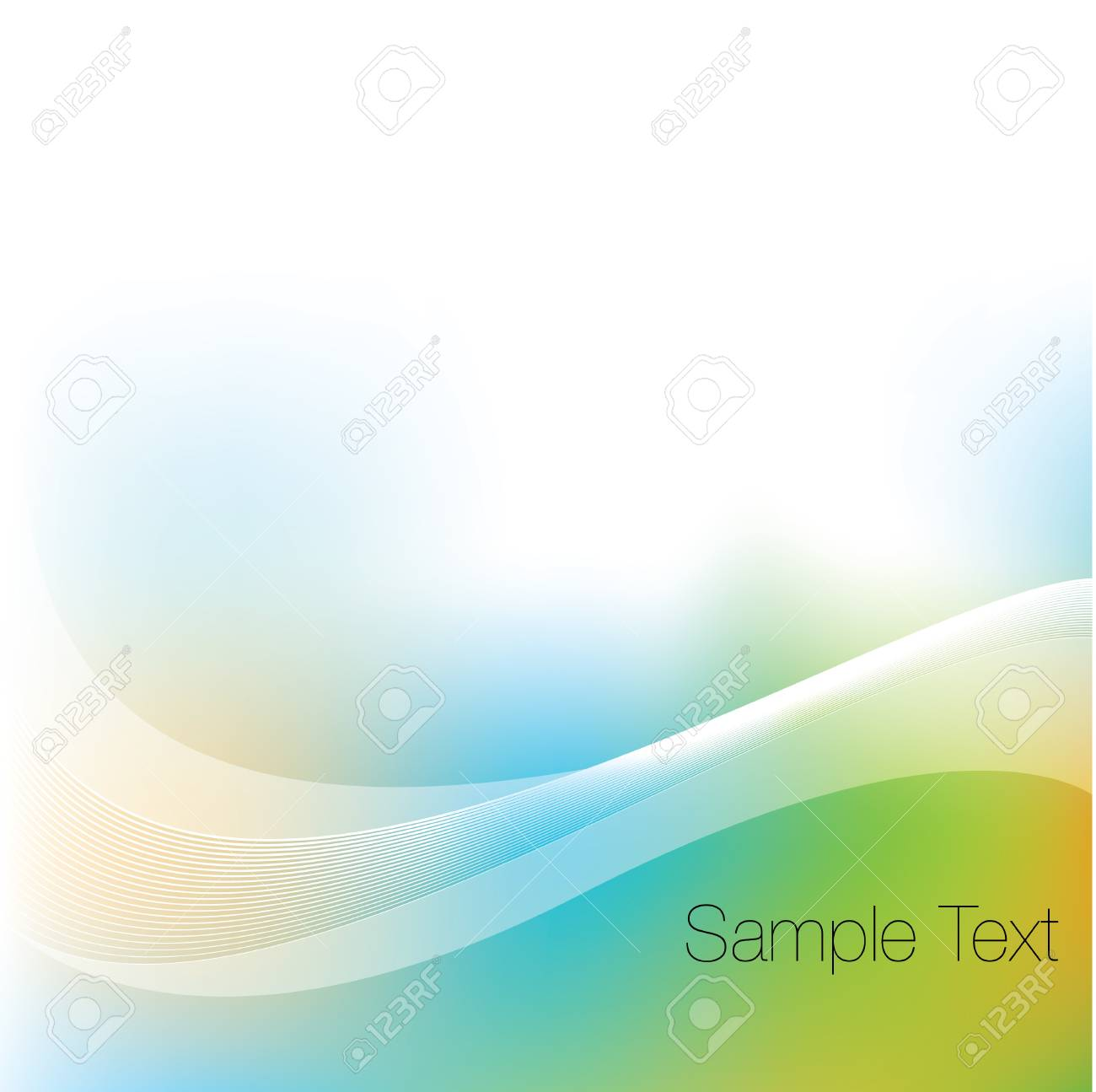 Abstract Background Design Stock Vector - 14576559