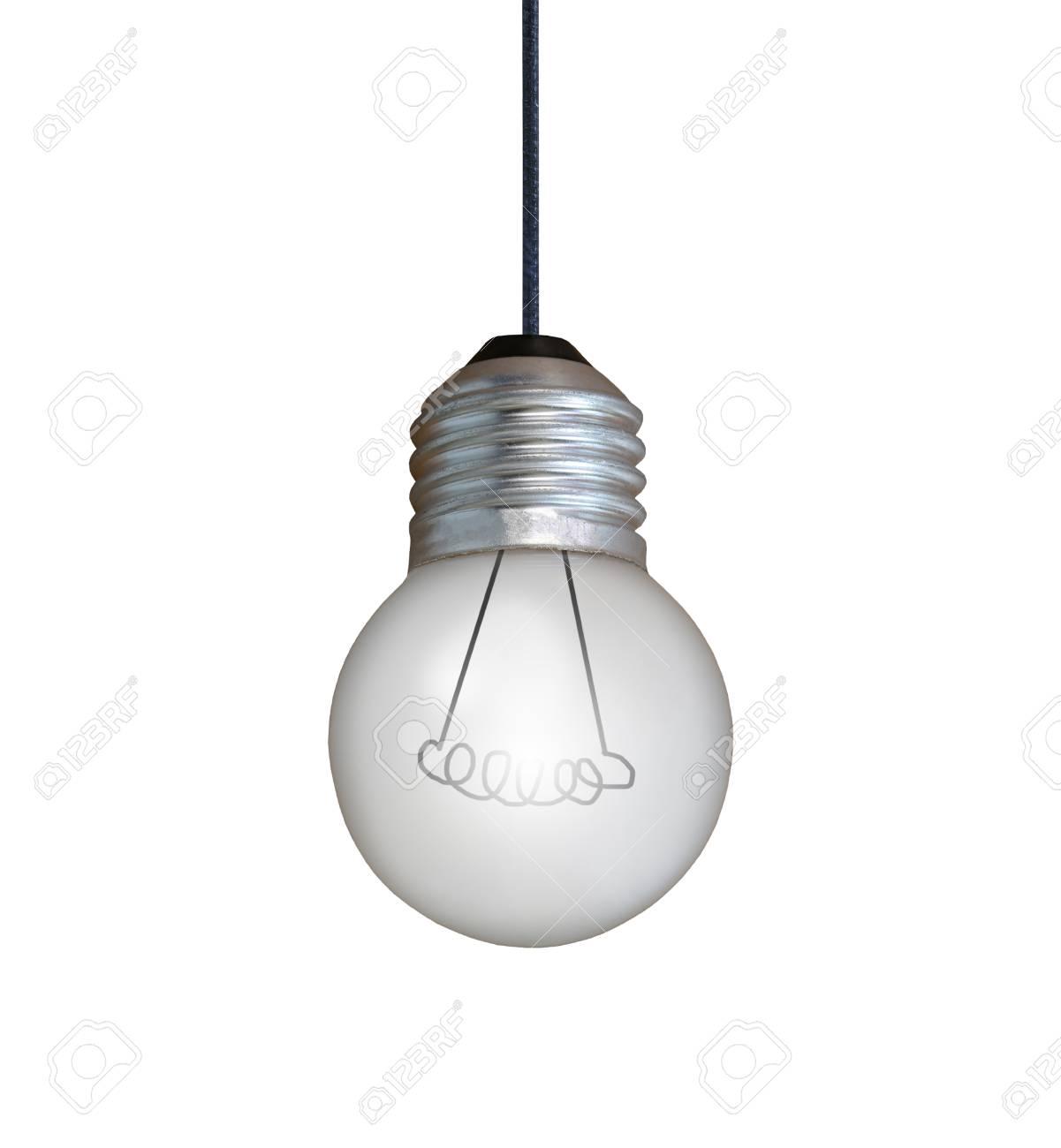 fondo eficiencia en energía de de energética blancoconcepto aislada el Lámpara y ahorro de techo T15FKuJ3lc