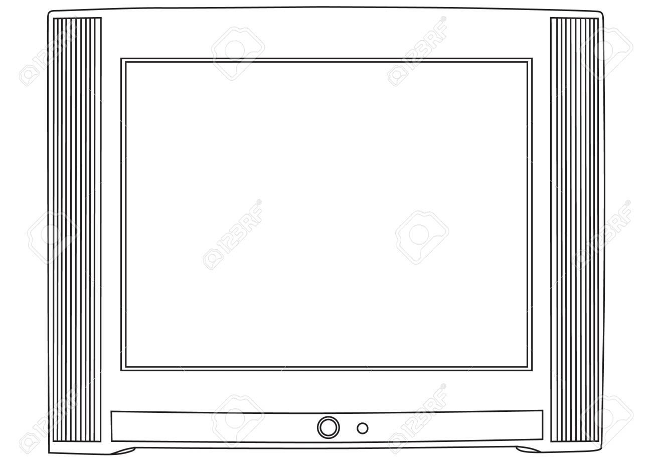 Vector TV Stock Vector - 13439466