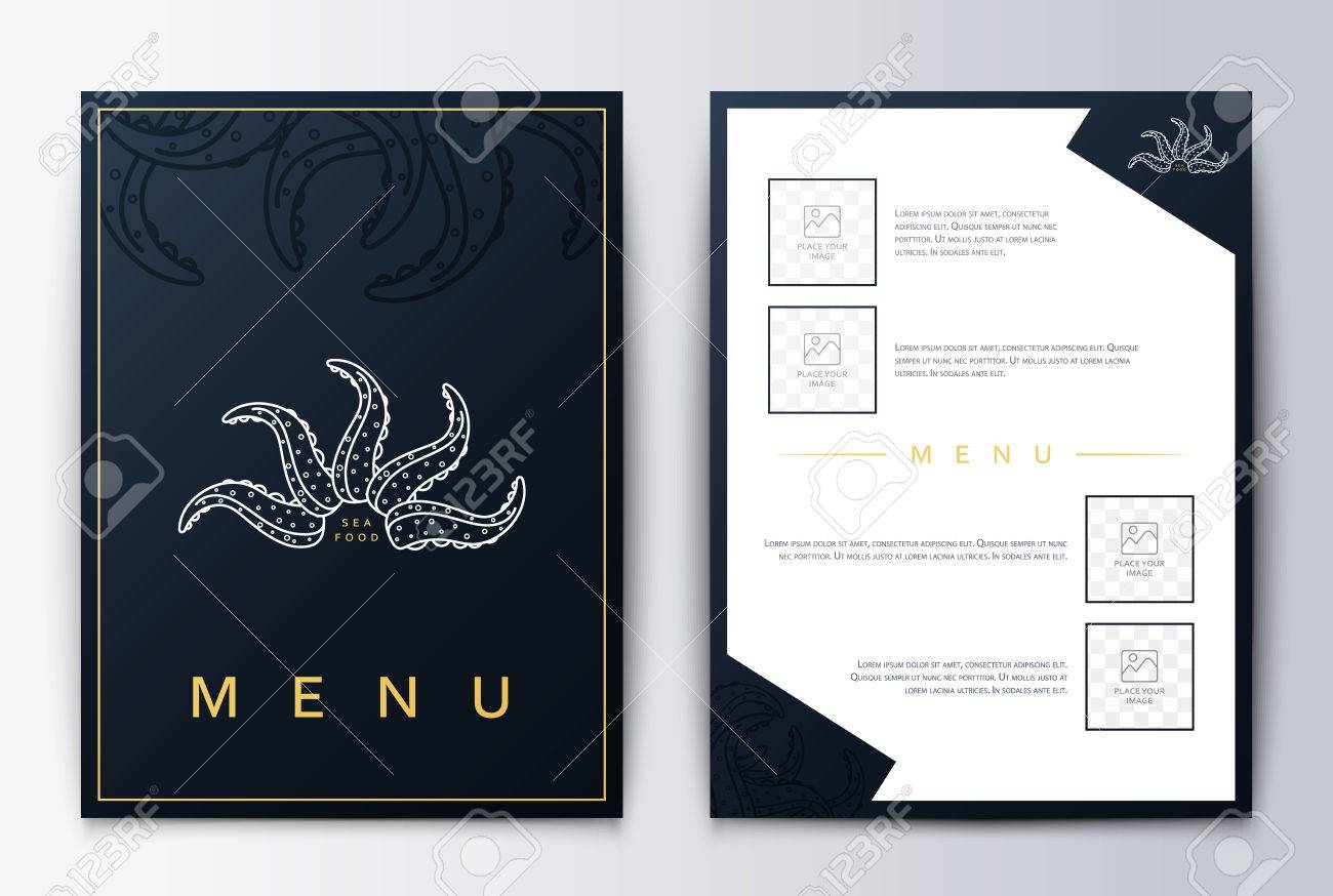 design cover menu brochure culinary menu menu design menu
