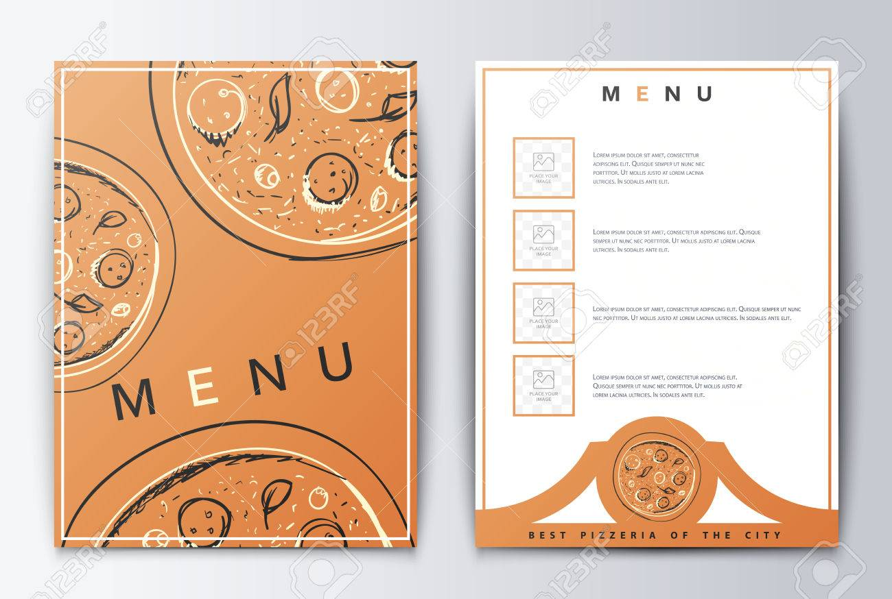 design menu. menu food. brochure culinary menu. menu background