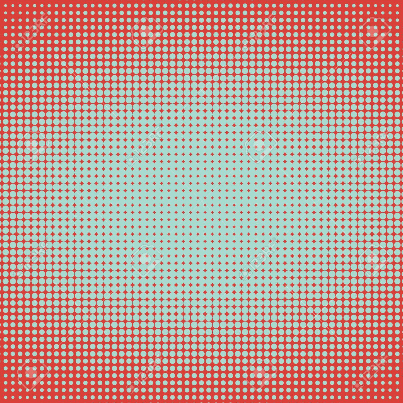 Old comic bright colored background with halftone gradient in pop art retro style. Vector illustration. - 97995983