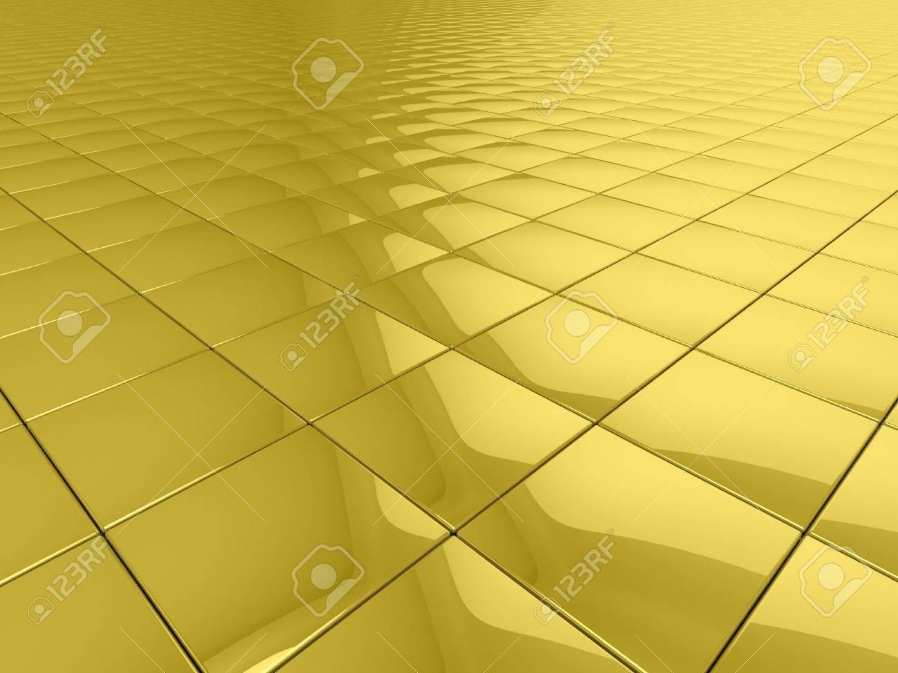 3D tiles background Stock Photo - 18327000