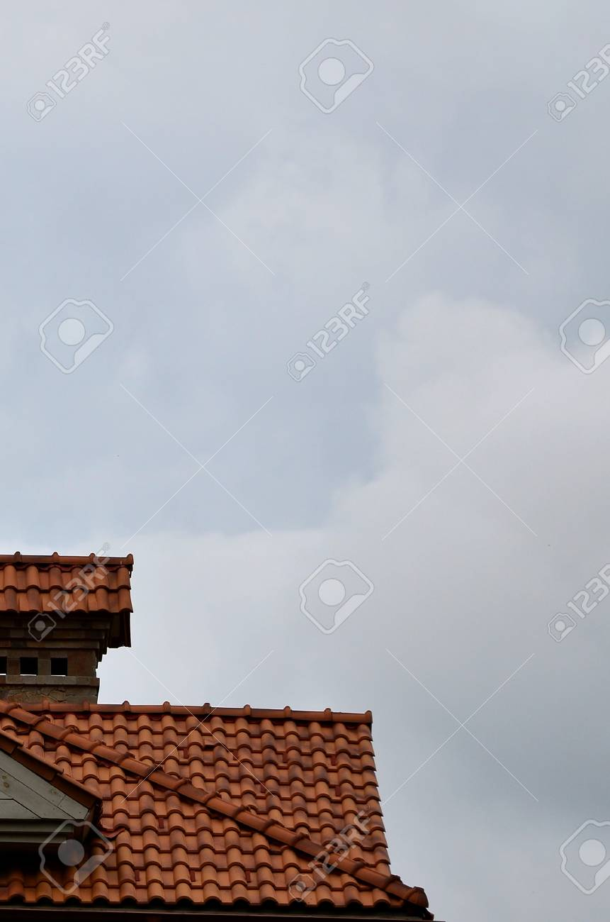 The House Is Equipped With High-quality Roofing Of Ceramic Tiles ...