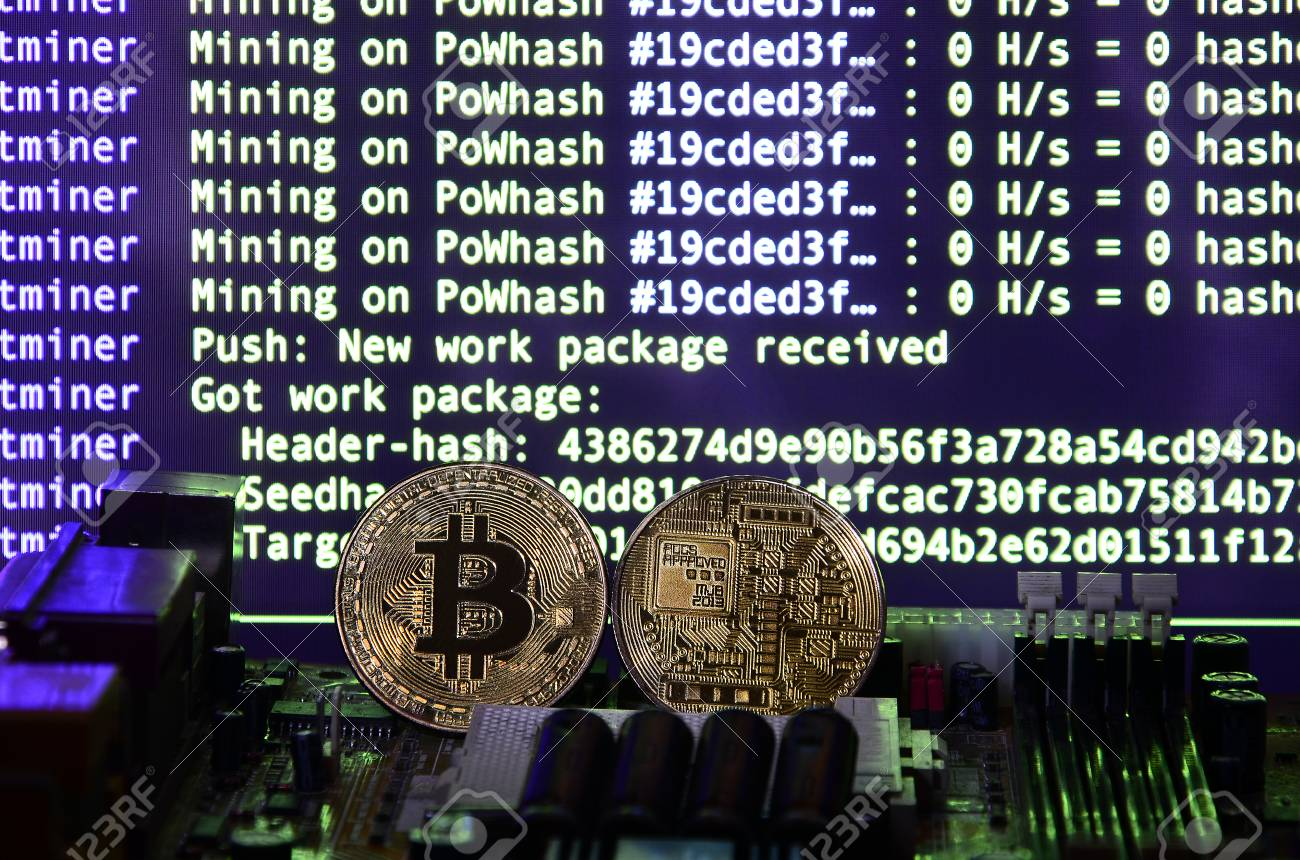 The Digital Process Of Cryptocurrency Mining By Using GPUs