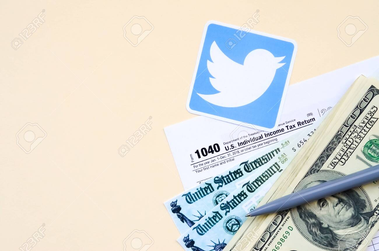 Kharkov Ukraine October 3 2019 Twitter Printed Logo Lies Stock Photo Picture And Royalty Free Image Image 138948839