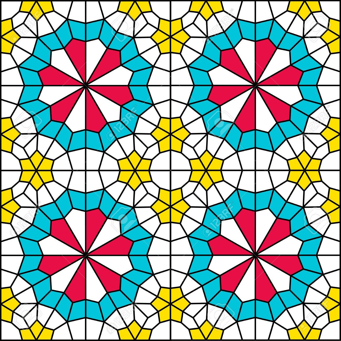 Persian Pattern Of Traditional Window Royalty Free Cliparts Vectors And Stock Illustration Image 30853295