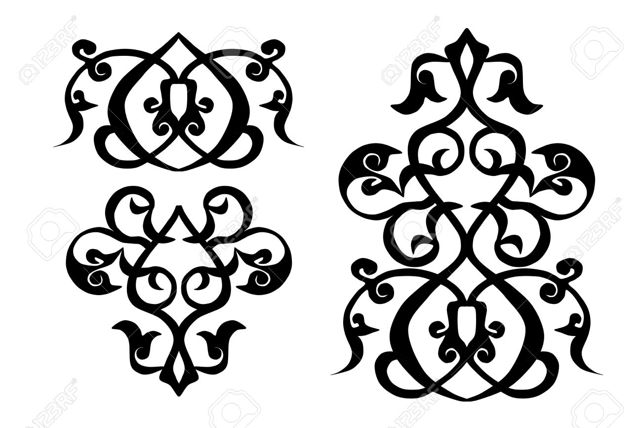 persian islamic traditional arabesque ornament royalty free cliparts rh 123rf com Free CAD Islamic Patterns Vector