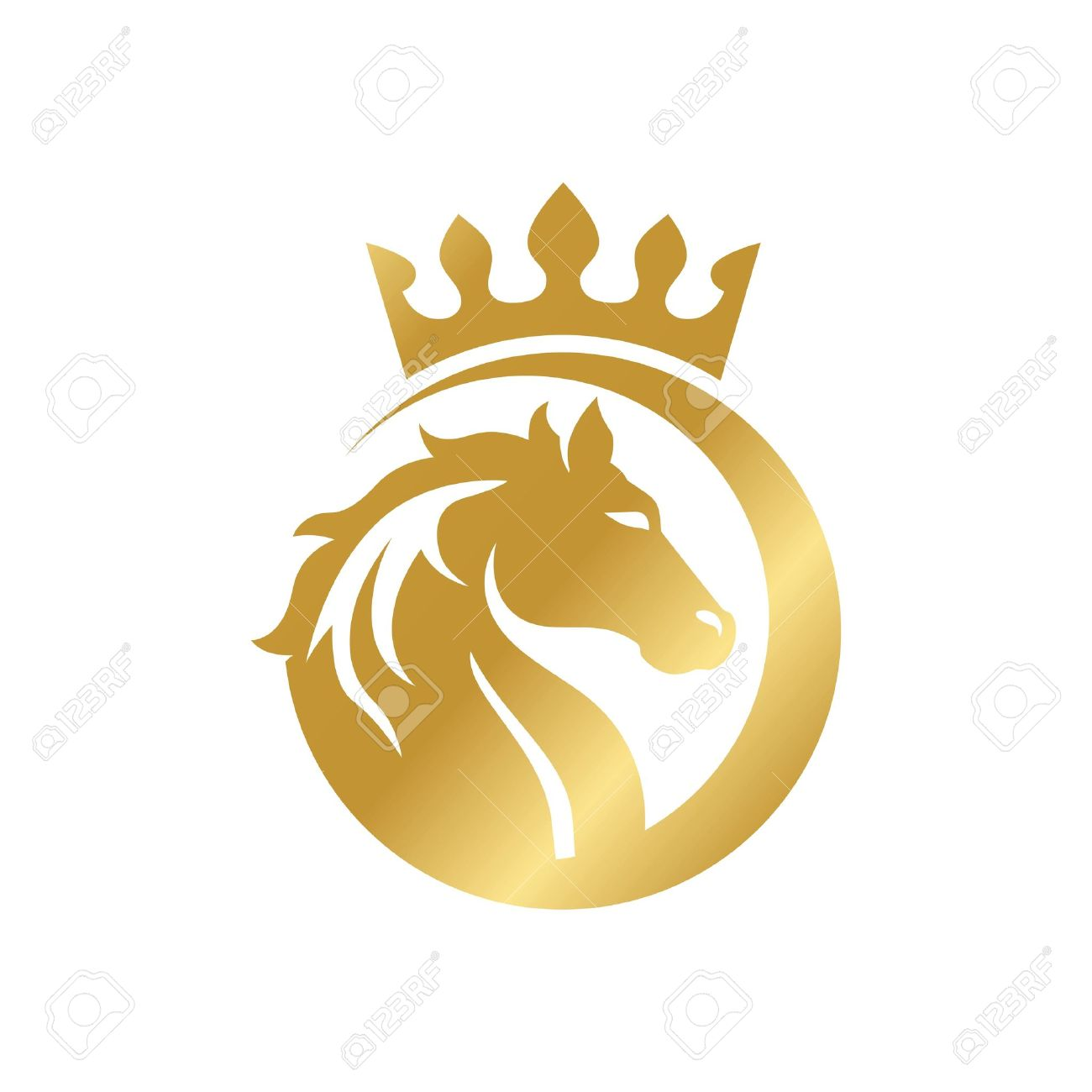 Horse Head Vector Stock Photos Royalty Free Horse Head Vector Images