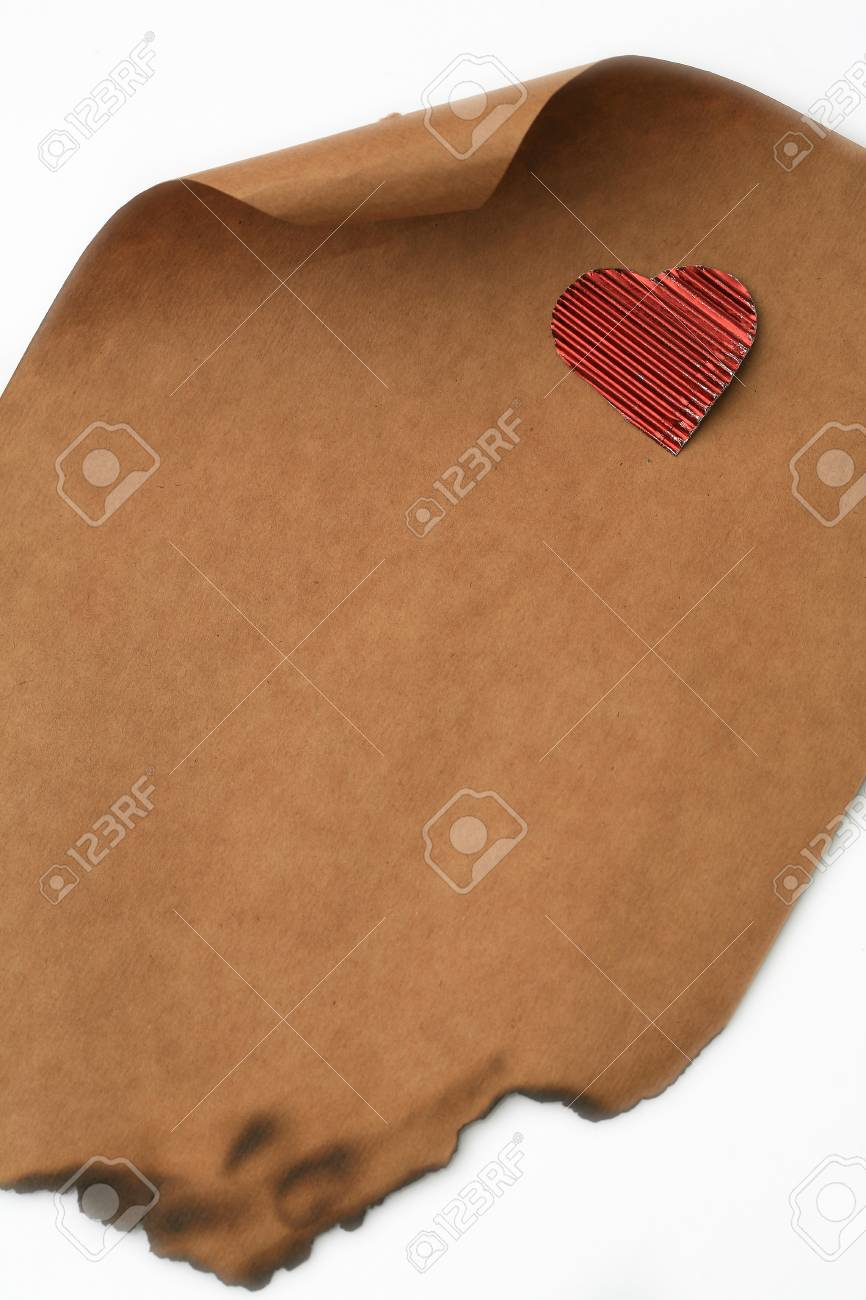 emotional heart design crafted Valentine's Day Stock Photo - 8864015