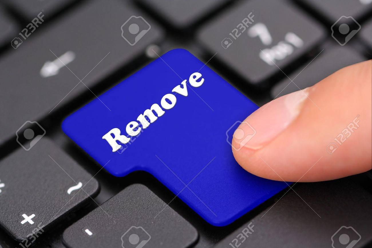 remove Stock Photo - 13409427